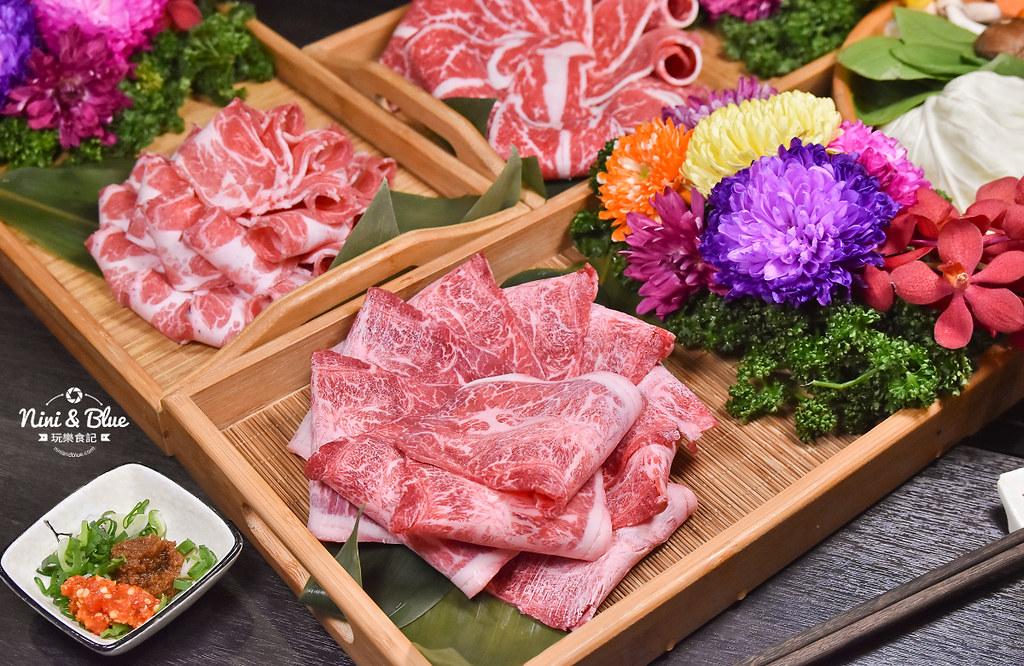 鍠樂極上和牛海鮮鍋物 菜單menu  台中吃到飽29