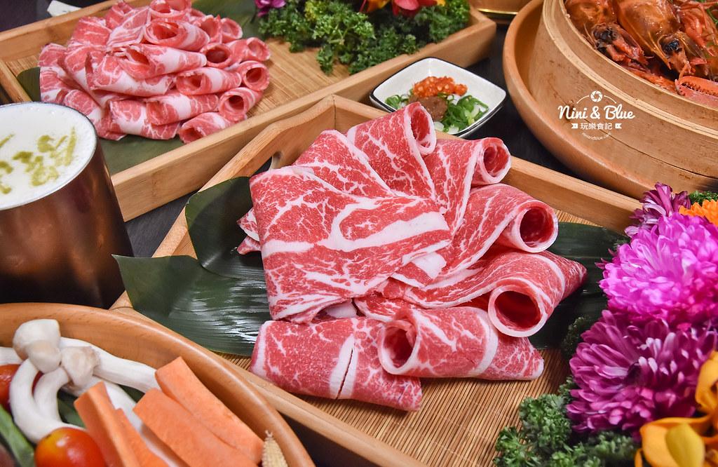 鍠樂極上和牛海鮮鍋物 菜單menu  台中吃到飽27