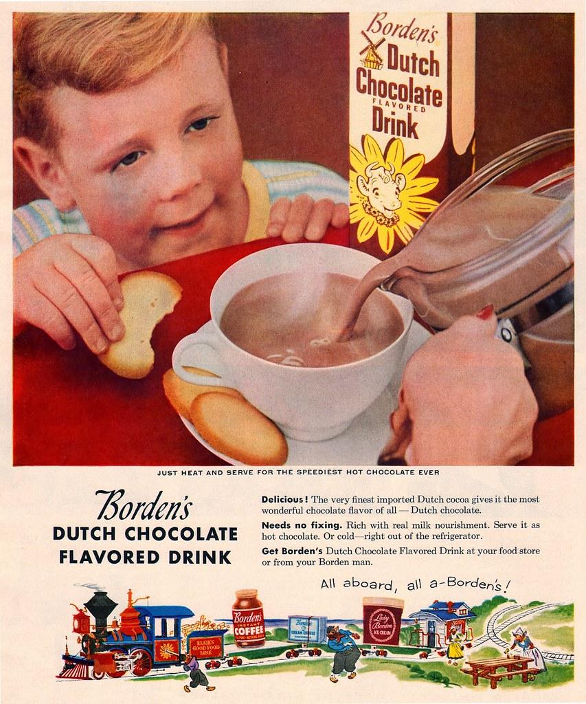 Borden's 1955