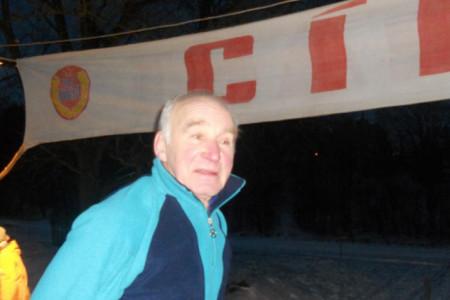 Zemřel pan Vladimír Syrovatský - dlouholetý předseda Úseku běžeckých disciplín KSL Středočeského kraje