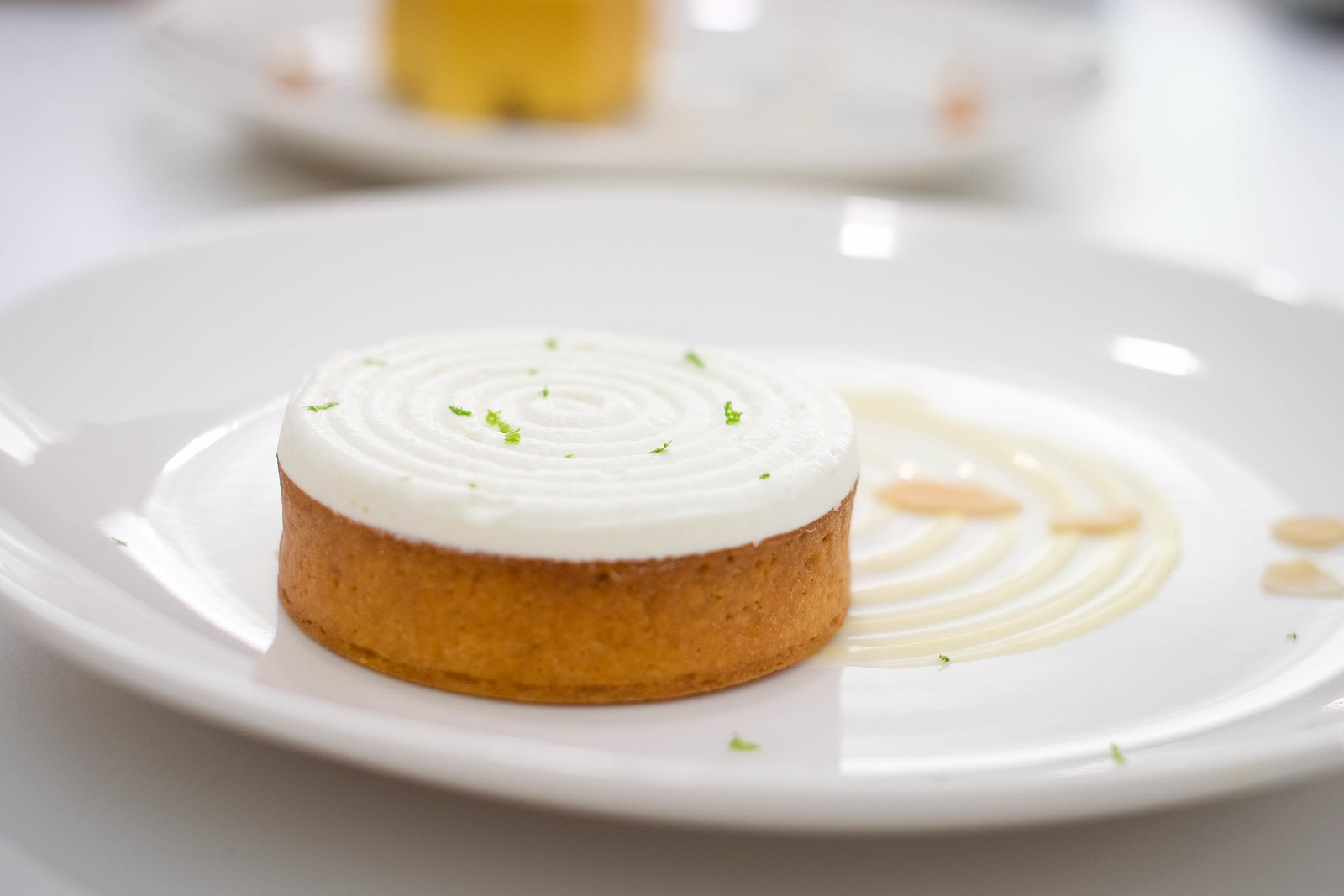 Lemon Tart from Lee's Confectionery