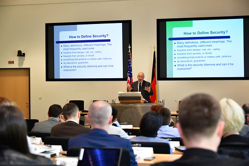 SRS 19-08 Participants Learn about Security