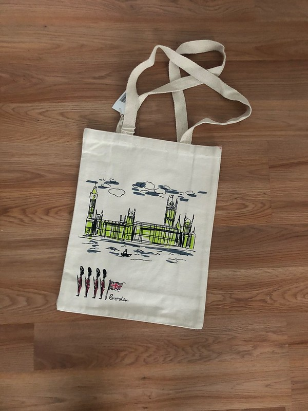 Boden Canvas Tote Bag