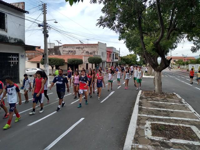 Atletismo Jogos Escolares de Ipu 2019