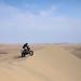 Motos en el desierto de Marcona