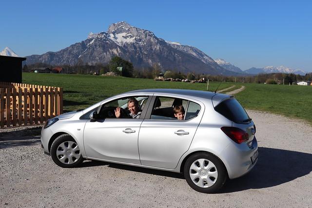Transporte Viaje a Austria