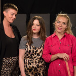Thu, 25/04/2019 - 11:52am - Honeyblood Live in Studio A, 4.25.19 Photographer: Dan Tuozzoli