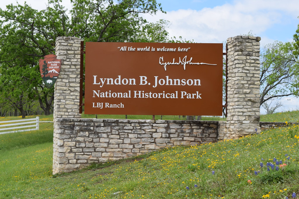 Lyndon B. Johnson National Historical Park-LBJ Ranch