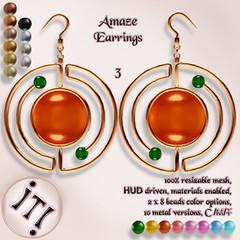 !IT! - Amaze Earrings 3 Image