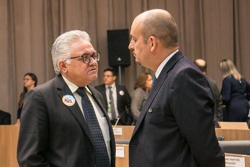 Reunião da Comissão Intergestores Tripartite de abril