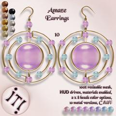 !IT! - Amaze Earrings 10 Image