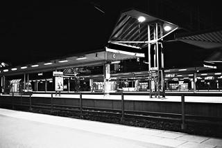 B&W station