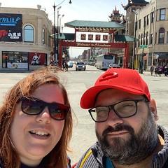 chinatown selfie #Chicago2019