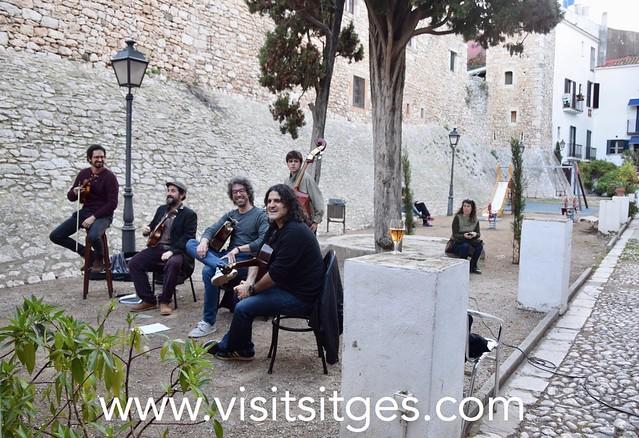 EMMCA Project a La Guineu - Jazz Antic Sitges 2019