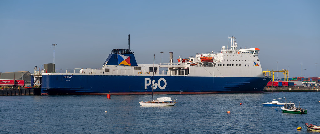 NORBAY - P&O NORTH SEA FERRIES  002