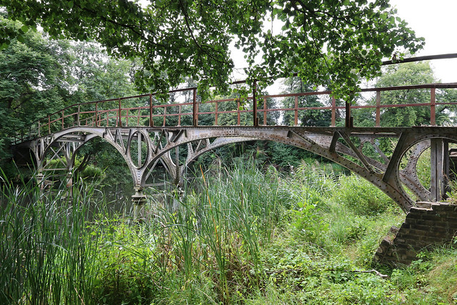 Teufelsbrücke Eberswalde | Brandenburg