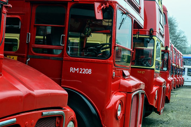 Routemaster Line Up