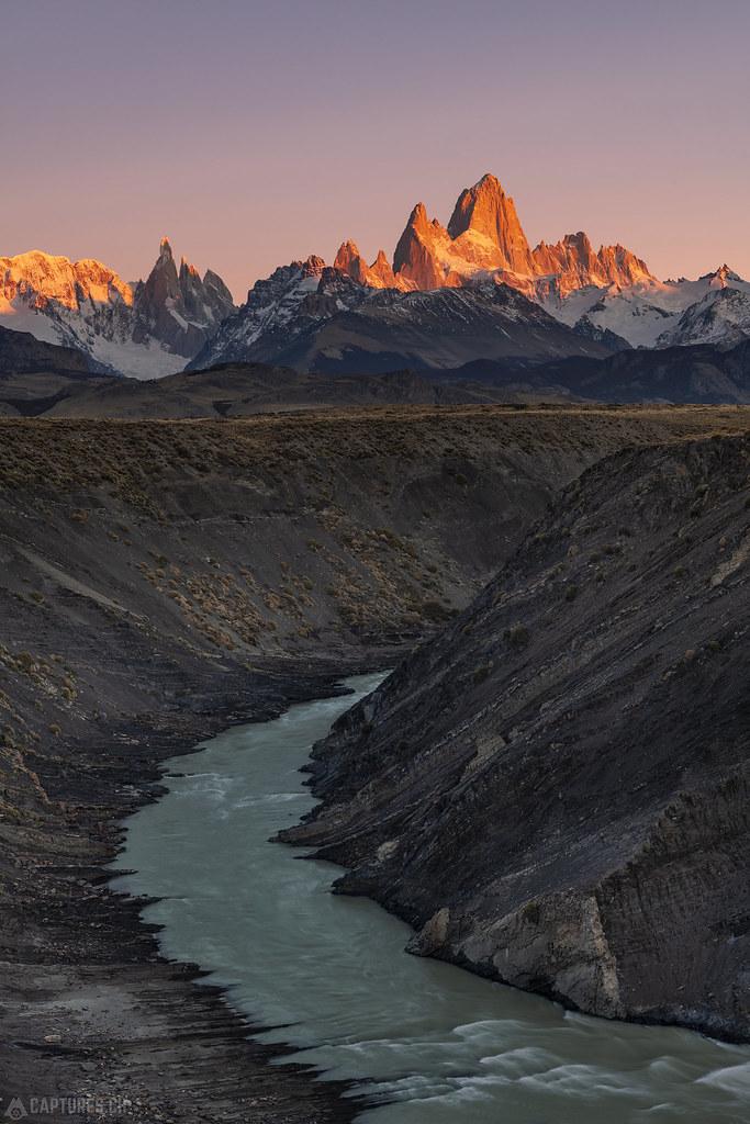 Red peaks - El Chalten