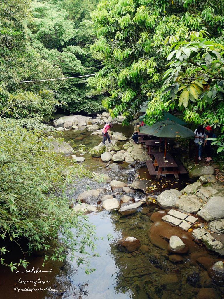 陽明山景點推薦台北奧萬大夏天溪邊親子戲水玩水 (4)