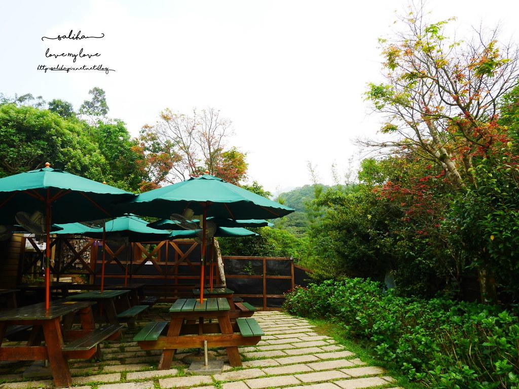 陽明山一日遊推薦台北奧萬大春天賞楓景點楓葉景觀餐廳 (3)