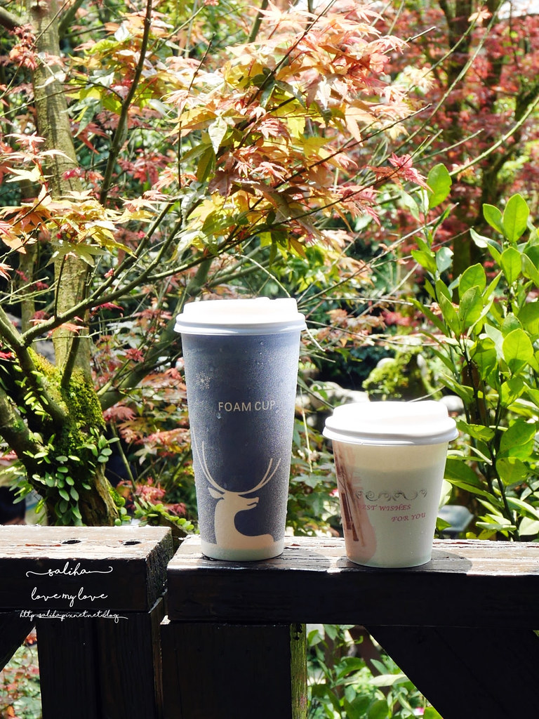 陽明山一日遊旅遊好玩景點推薦景觀餐廳台北奧萬大午餐下午茶咖啡 (2)