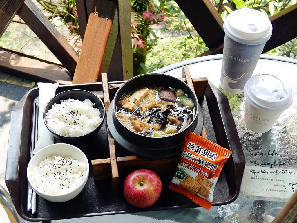 陽明山一日遊旅遊好玩景點推薦景觀餐廳台北奧萬大午餐下午茶咖啡 (1)
