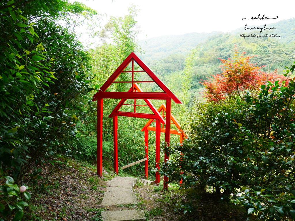 陽明山一日遊ig打卡景點推薦台北奧萬大楓葉季景觀餐廳親子戲水 (10)
