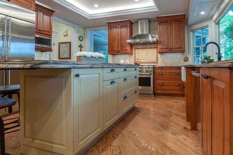 Kitchen Remodel in Northern VA, MD & DC | Glickman Design ...