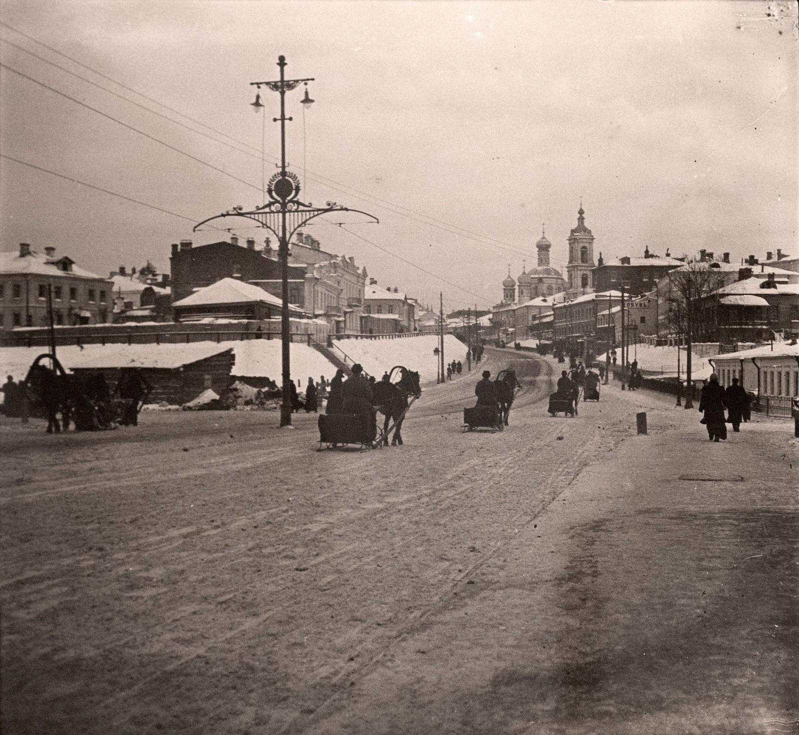 Смоленская улица