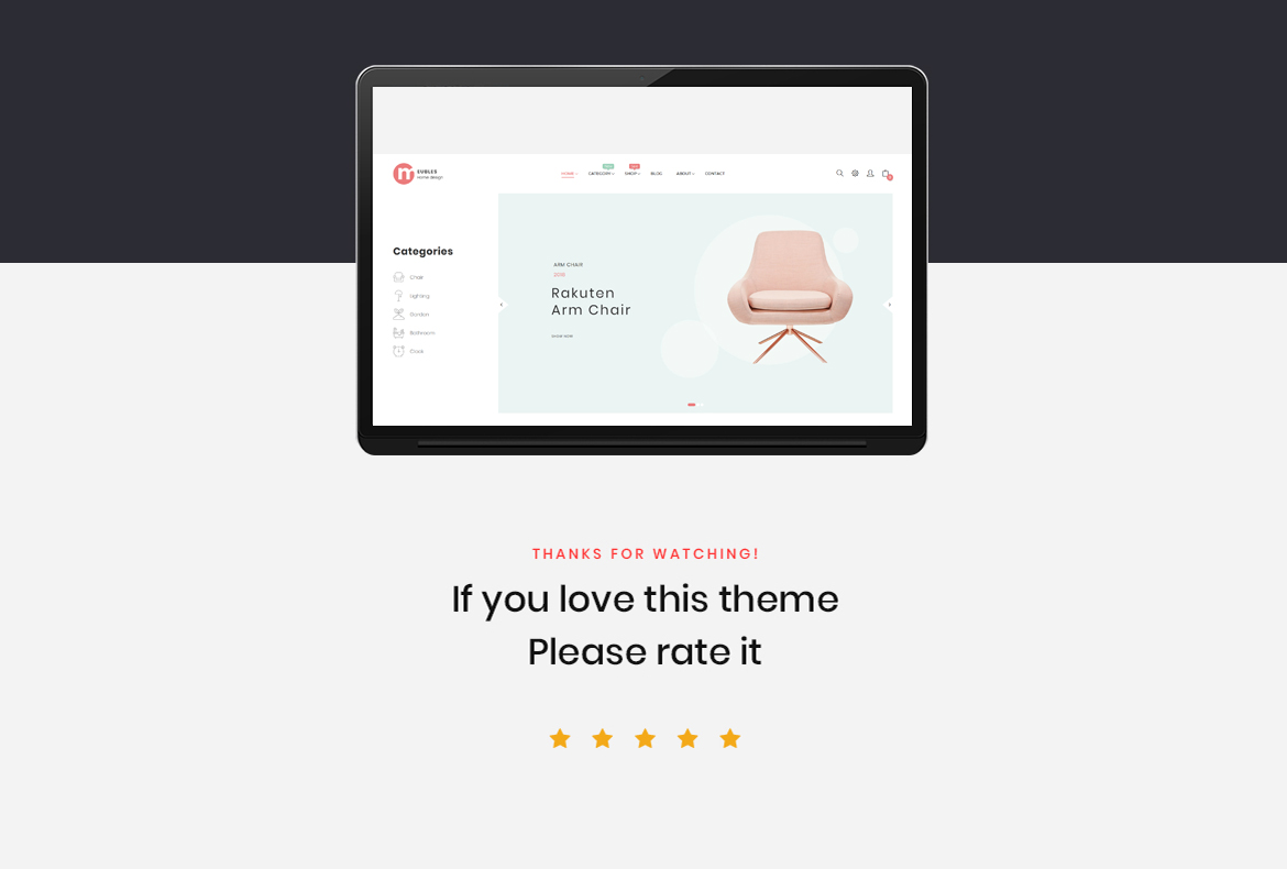 9.rate-this-theme-5-stars-Meubles-Home-Design-Prestashop-Theme