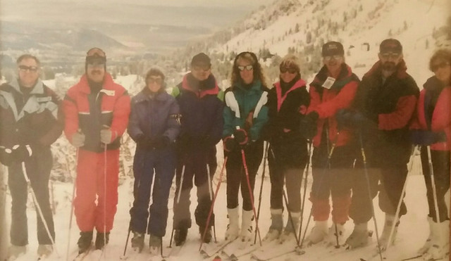 Mammoth Mountain 1994