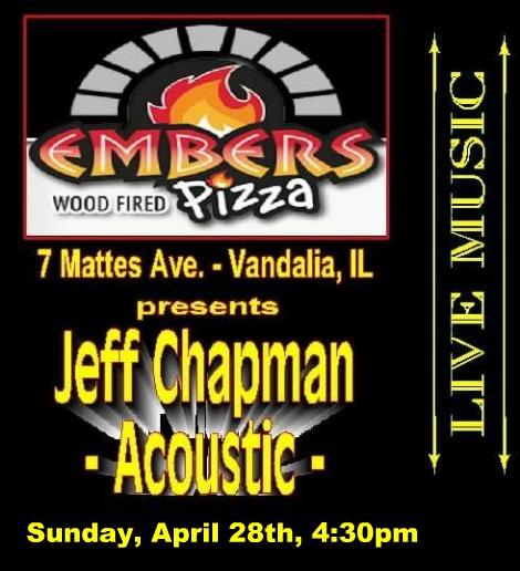 Jeff Chapman 4-28-19