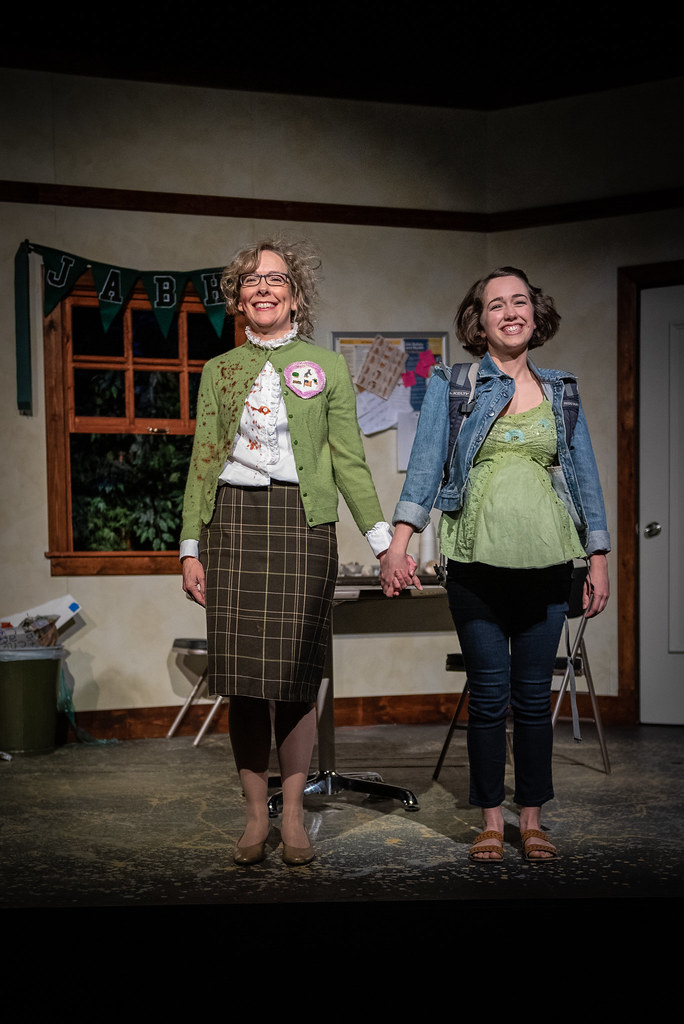 No Food for Monsters - BAT Playwrights Festival - 2019