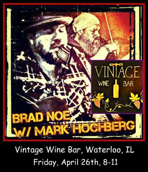 Brad Noe, Mark Hochberg 4-26-19