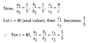 NCERT Exemplar Class 10 Maths Chapter 3 Pair of Linear Equations in Two Variables 3.3 Q5