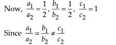 NCERT Exemplar Class 10 Maths Chapter 3 Pair of Linear Equations in Two Variables 3.3 Q3d