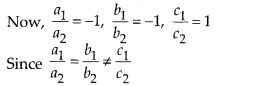 NCERT Exemplar Class 10 Maths Chapter 3 Pair of Linear Equations in Two Variables 3.3 Q3