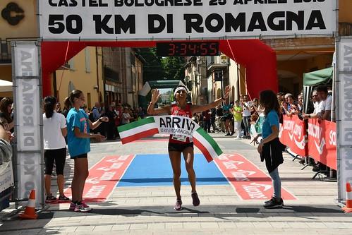 Podismo: Hajjy e Moroni campioni italiani assoluti della 50 km di Romagna