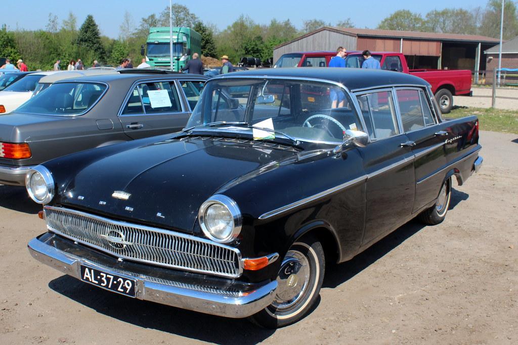 1959 Opel Kapitan 1959 Opel Kapitan David Van Mill Flickr