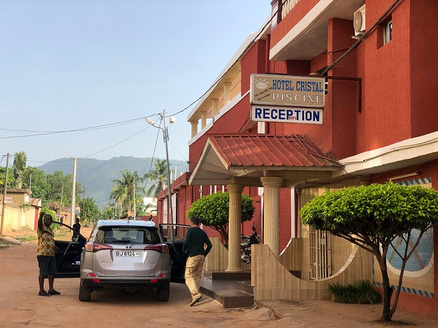 Hotel en Togo