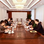 April 23rd-Meeting with China Council for the Promotion of International Trade (CCPIT)