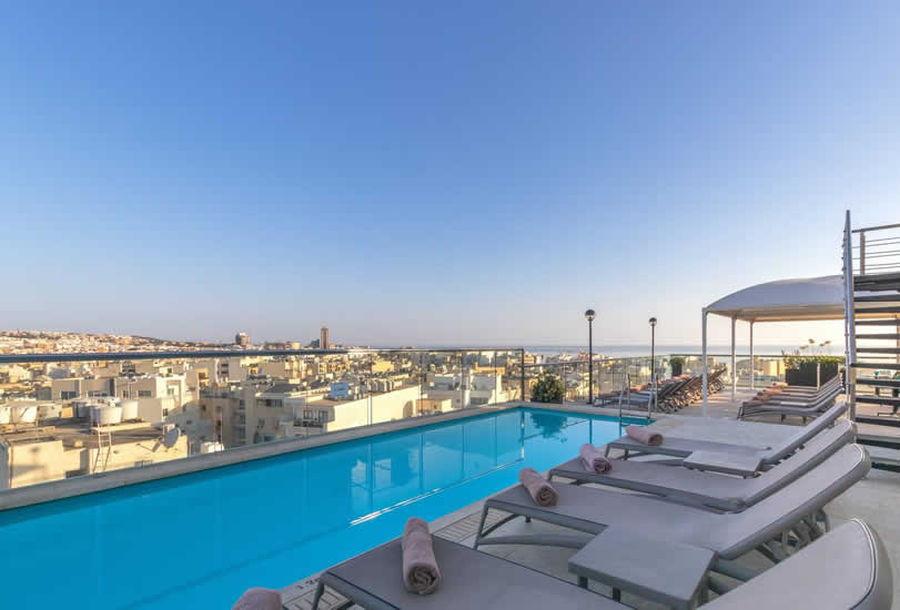 Hotel The Victoria, Sliema (Malta)