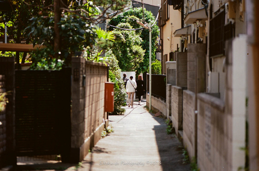 Yanesen Walking