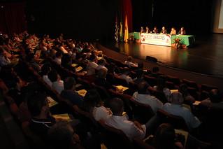 O quarto encontro do calendário de atividades do 23º Ciclo de Debates com Dirigentes Municipais e Lideranças Políticas aconteceu, na sexta-feira (26/4), em Sorocaba, nas dependências do Teatro Municipal Teotônio Vilela.