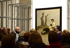 12 A derradeira lección do mestre, Castelao. Exposición en Compostela, 2019
