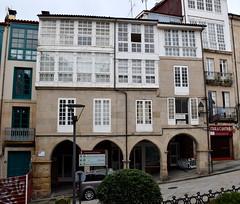 2 Casa natal en Ourense