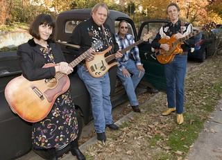 Karen Collins & The Backroads Band