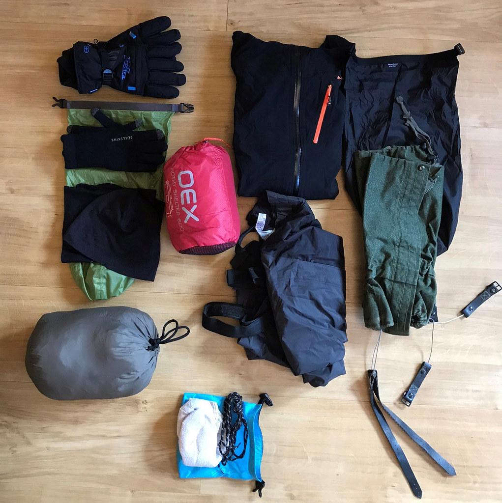 Loadout: Scout Mountain Day Hikes 33830665048_8a0c345fde_b