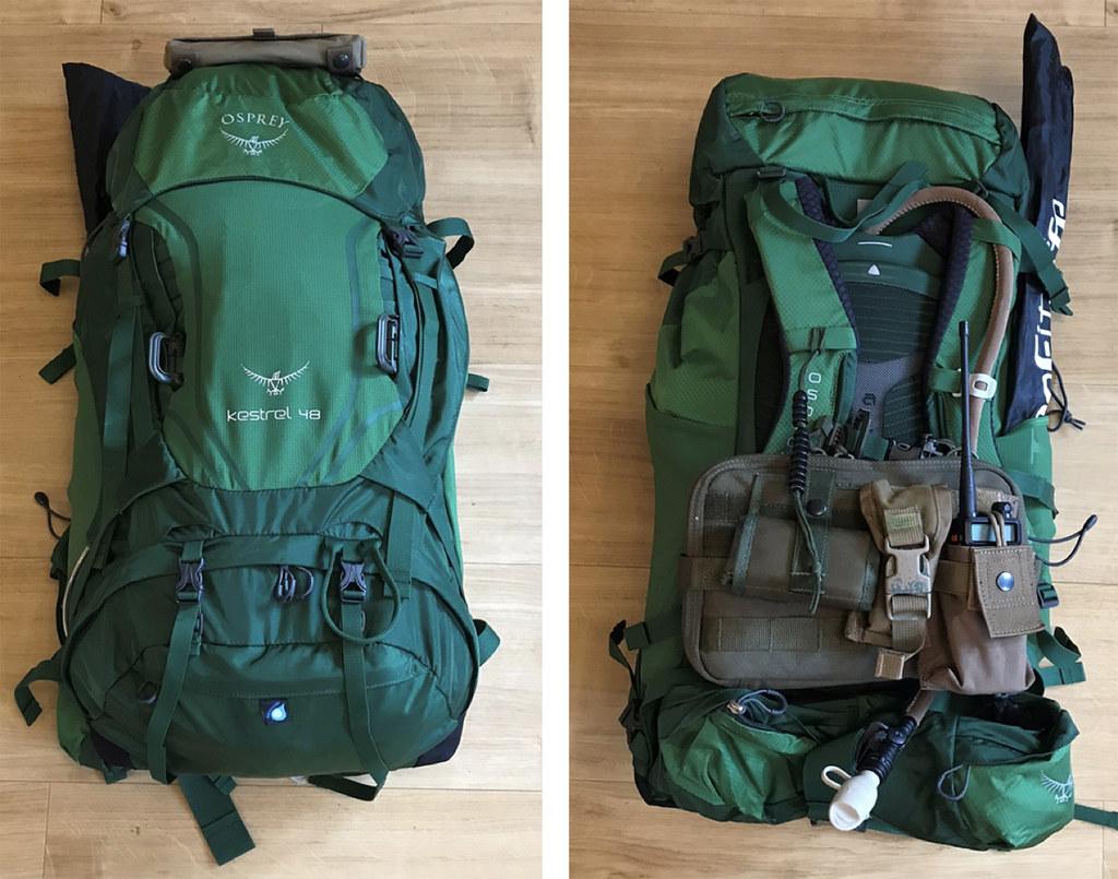Loadout: Scout Mountain Day Hikes 33830665788_68d4128c1b_b