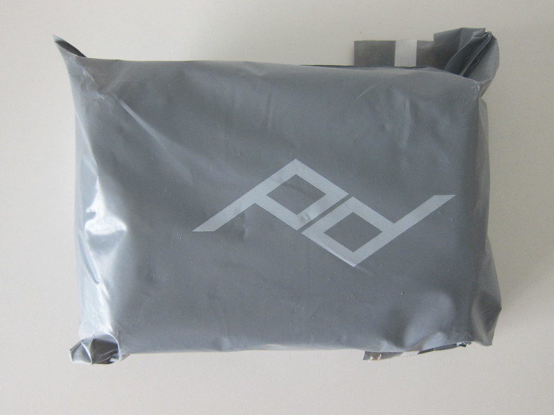 Peak Design Tech Pouch - Packaging Front